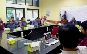 To optimize Publication, Pustipanda and Website Management Team Held RDK