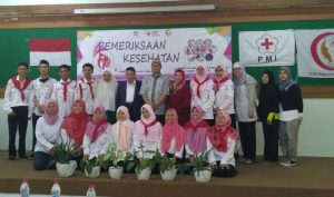 Health Festival of KSR UIN Jakarta Has Officially Opened