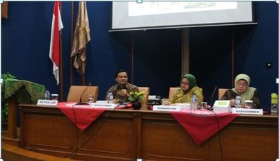 LSF RI Gelar Diskusi dan Sosialisasi Kebijakan di KPI UIN Jakarta