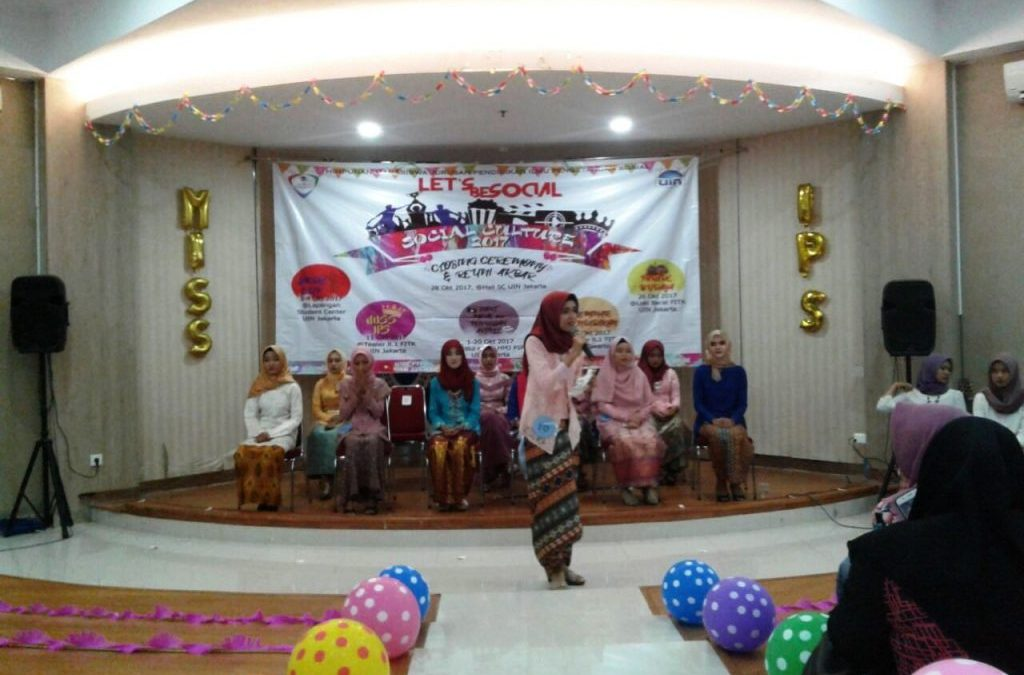 Mahasiswa Pendidikan IPS Gelar Pekan Social Culture 2017