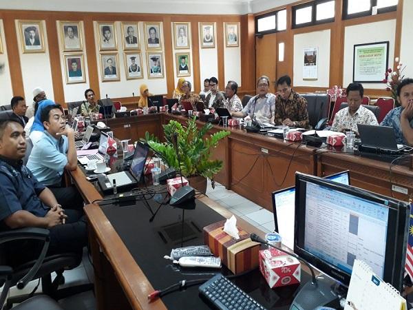 LPM UIN Jakarta Facilitated Prodi Accreditation Needs