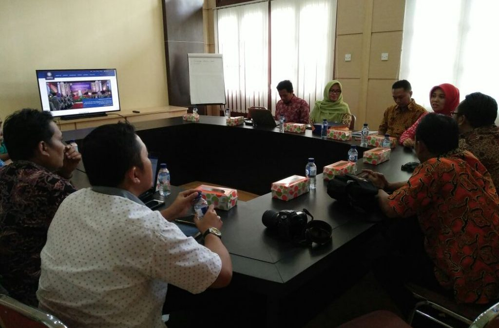 Tingkatkan Kualitas Pengelolaan Informasi, UIN Jakarta Kunjungi UGM