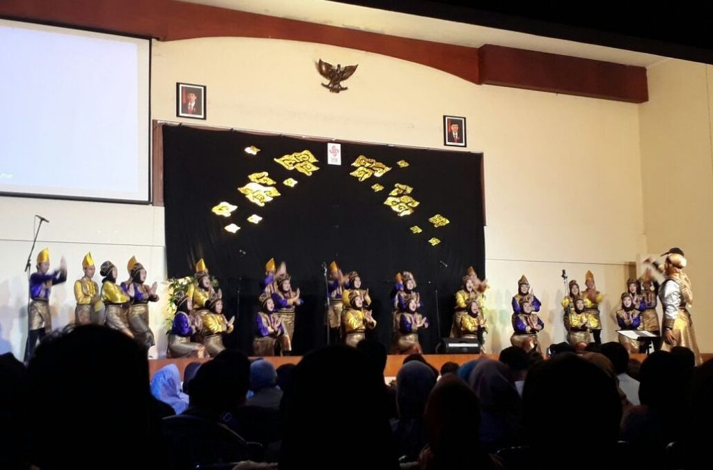PSM UIN Jakarta Will Participate in The 4th Asian Pacific Choir Games 2017