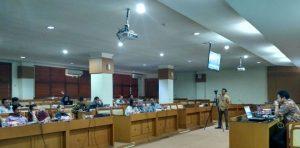 Pubdok-Pustipanda Gelar Sosialisasi Design Baru Website UIN Jakarta