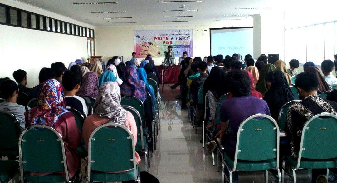DNK TV UIN Jakarta dan PUSAD Paramadina Gelar Kompetisi Esai