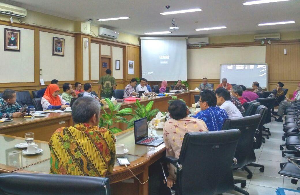 Rektor Dukung Pembaruan Konten Website