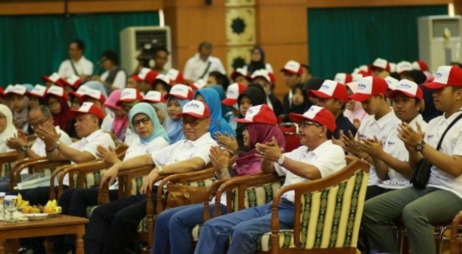 BUMN Berbagi Semangat di UIN Jakarta