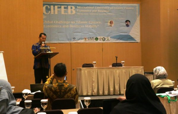 FEB UIN Jakarta Holds International Conference on Islamic Finance
