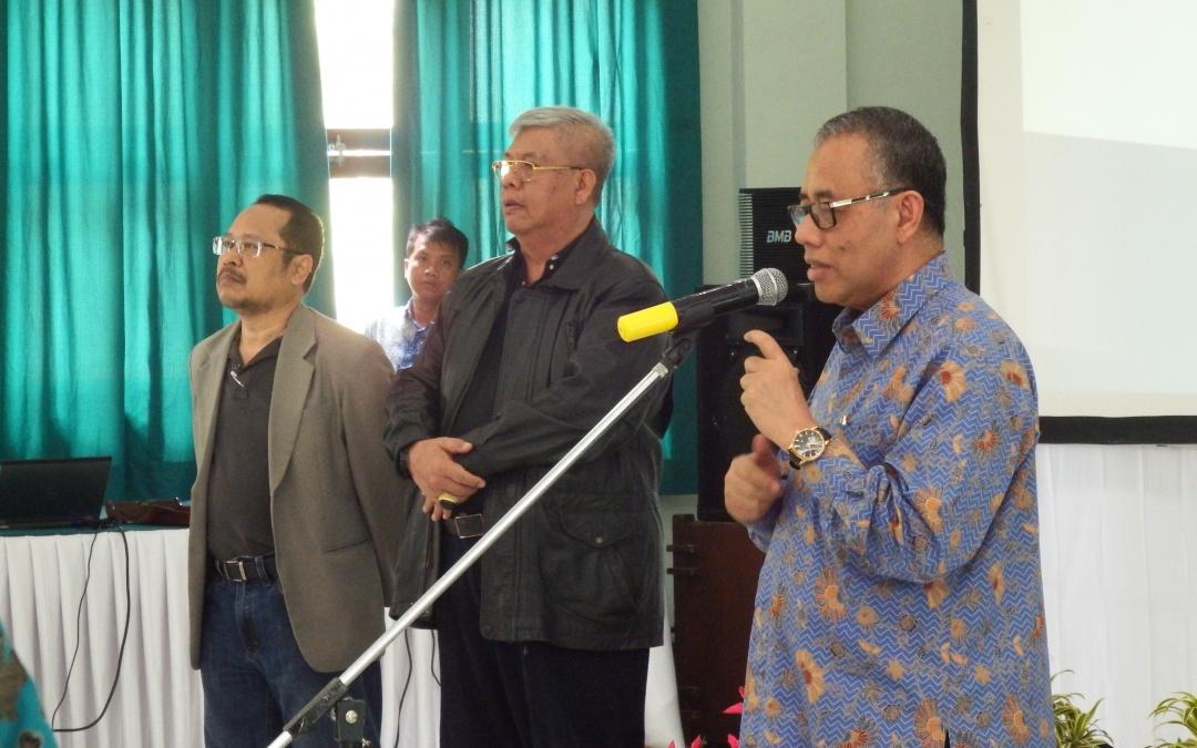 P2KP Batch 2: Kompetensi Pegawai UIN Harus Meningkat