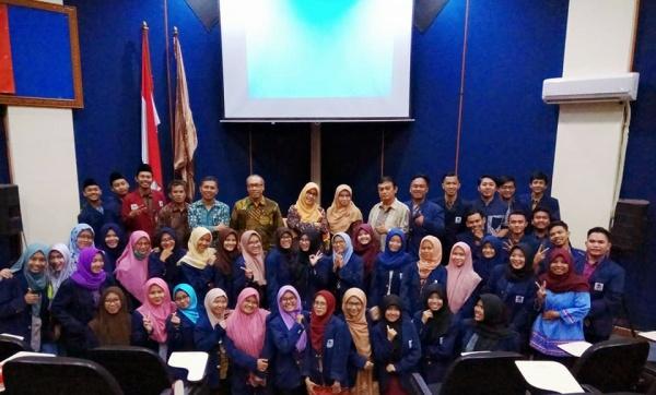 Mahasiswa BPI UIN Jakarta Lakukan Penyuluhan di Lampung