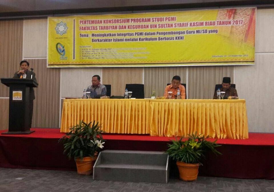 Pertemuan PD PGMI Indonesia Upayakan Proses Standarisasi Nasional