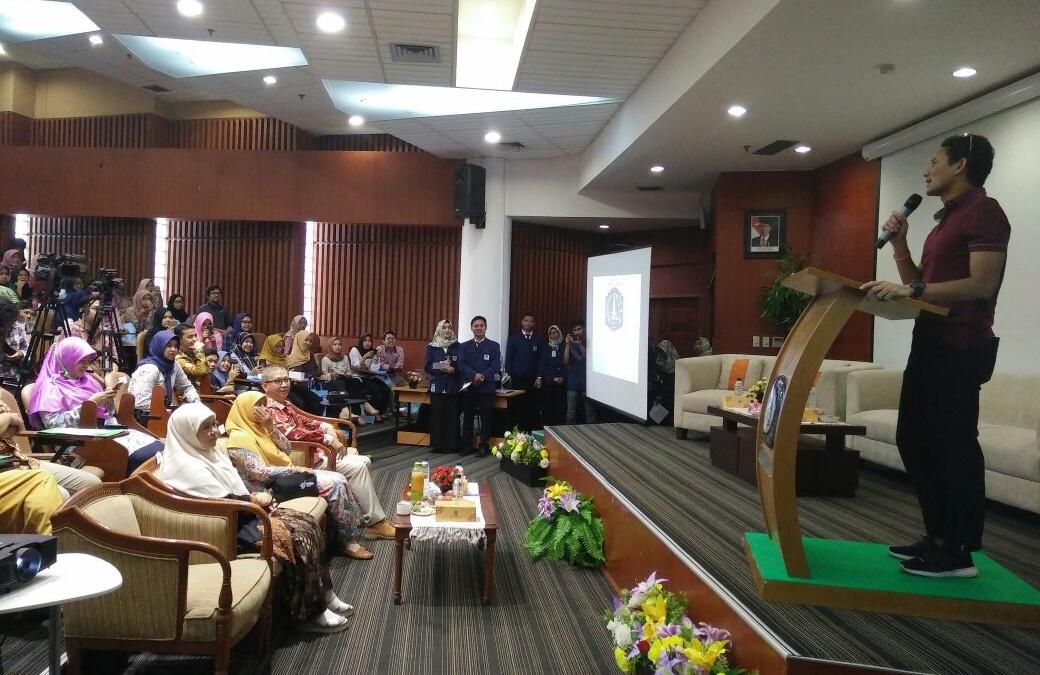 Wagub DKI: TransJakarta Akan Masuk UIN Jakarta