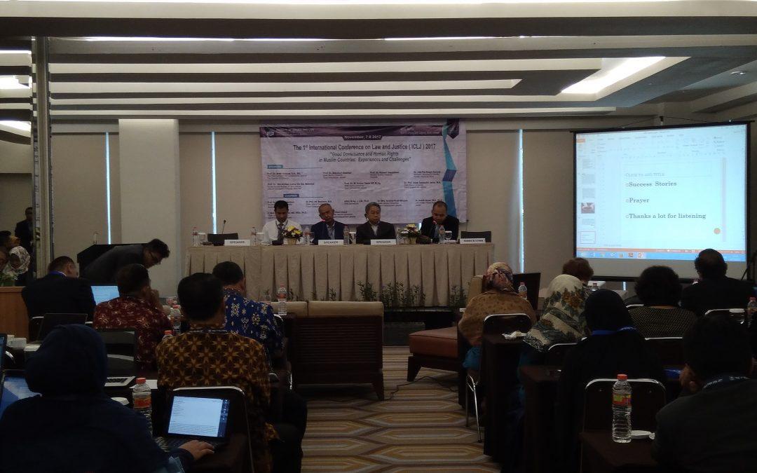 Peneliti Diskusikan Good Governance dan HAM di Negara-Negara Muslim