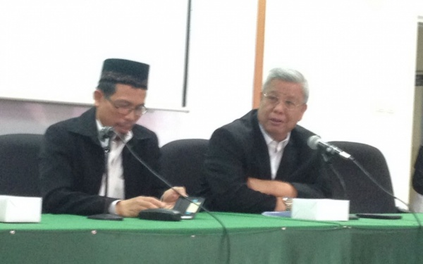 PK Bureau held Workshop and Technical Guidance on LAKIP