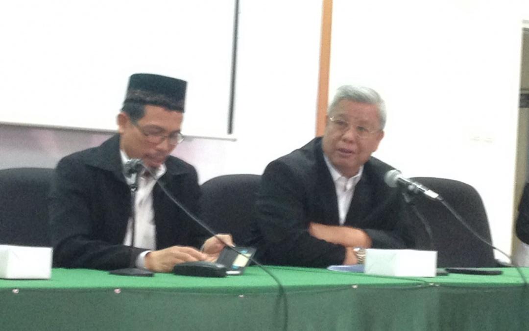 Biro PK Selenggarakan Workshop Sekaligus Bimbingan Teknis LAKIP