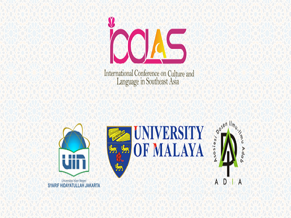 FAH UIN Jakarta Will Organize InternationalConference on Culture and Language in Southeast Asia (ICCLAS)