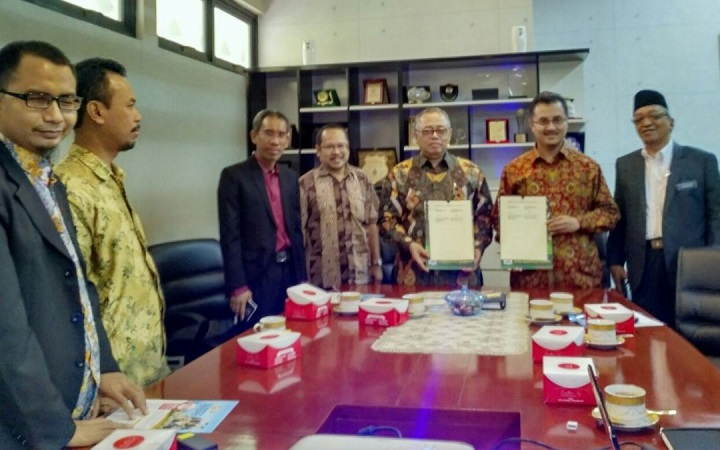 KUIN Malaysia-UIN Jakarta Agree to Cooperate on Academic Fields