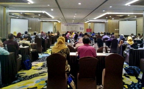 Kesos UIN Jakarta Host the first DDIMS International Conference