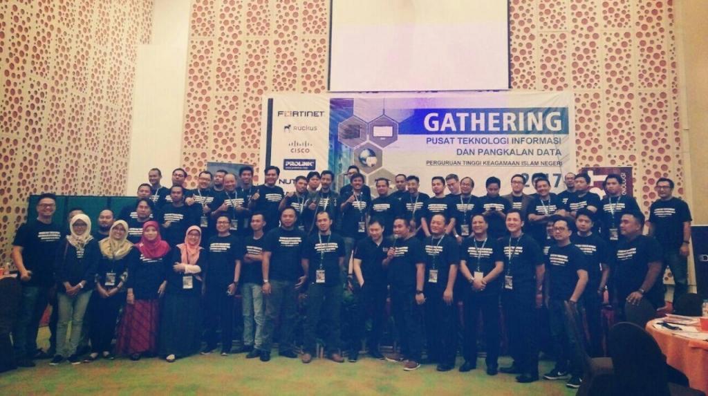 Menuju Smart Campus, Pustipanda Ikuti Gathering PTIPD-PTKIN