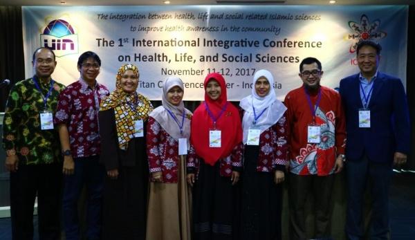 FKIK UIN Jakarta Holds the 1st ICHLaS