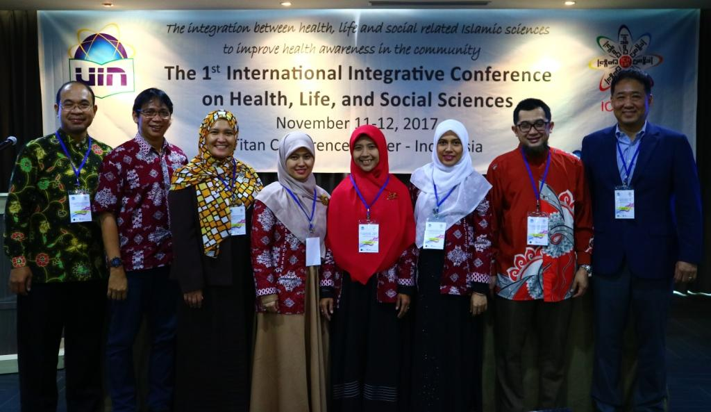 ICHLaS: Seminar Internasional Pertama Integrasi Kesehatan, KeIlmuan dan Ke-Islaman