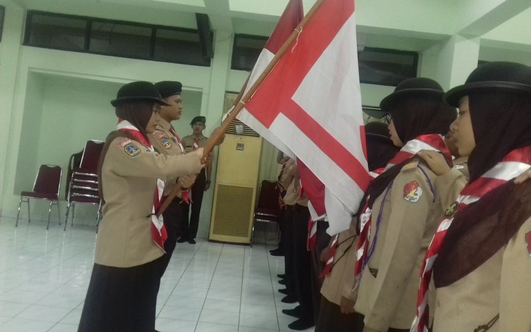 Inauguration of UIN Jakarta Scouts Officials