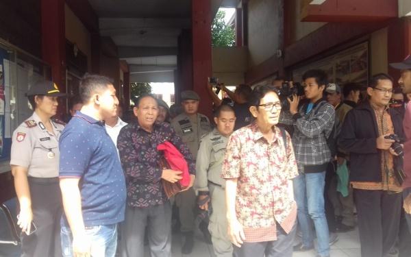 Lahan UIN Jakarta Berhasil Dikembalikan