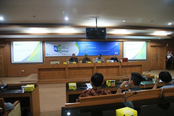 Introduction of BPJS Ketenagakerjaan Targeting Students