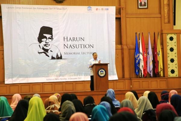 UIN Jakarta Holds Harun Nasution Memorial Lecture