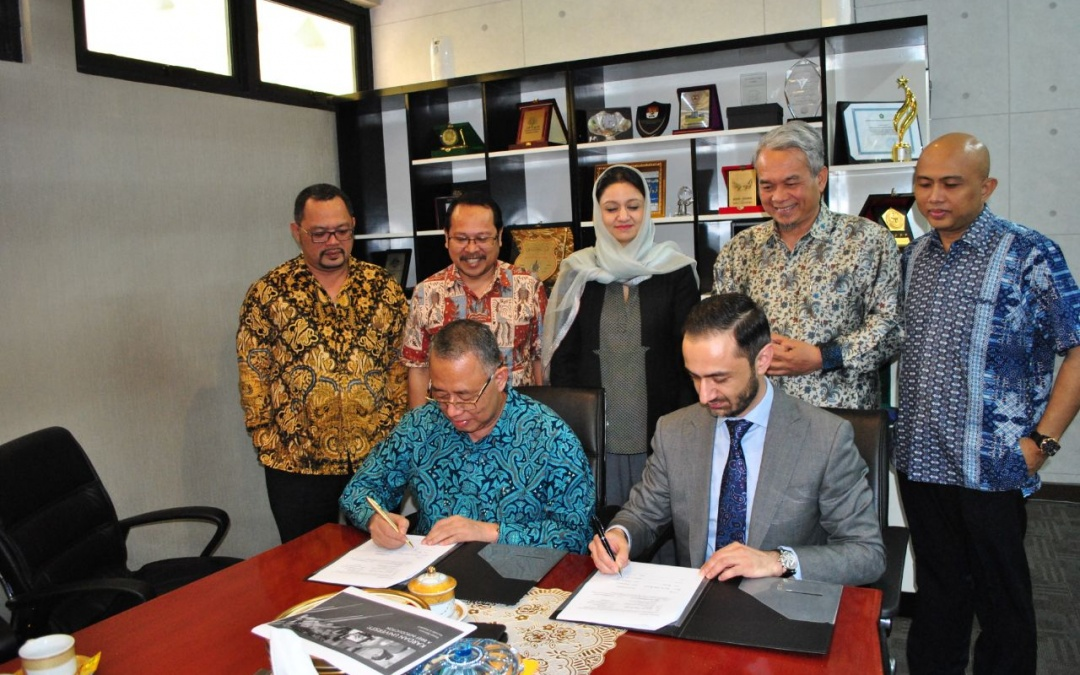 UIN Jakarta Signed Cooperation Agreement with Kardan University