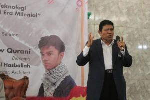 Wakil Rektor 3: LDK Syahid Turut Andil Wujudkan Visi Misi UIN Jakarta