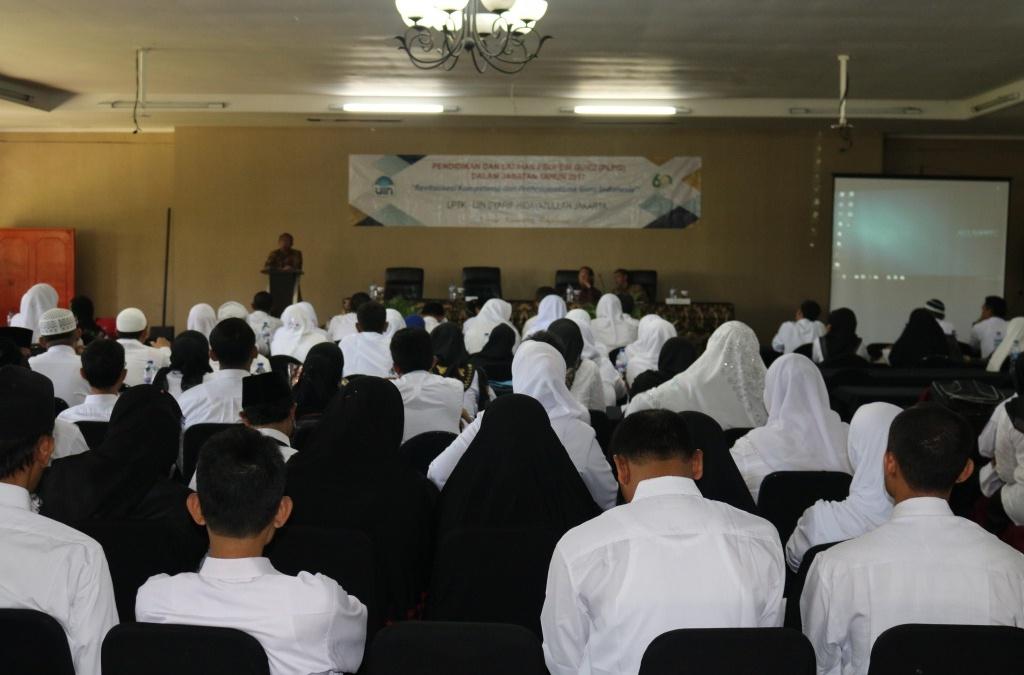 FITK Gelar PLPG Tahap Akhir di Bogor dan Cianjur