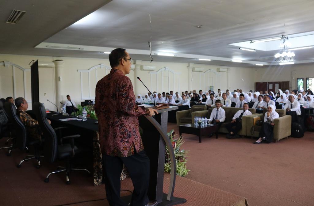 Dekan FITK: PLPG Akan Lahirkan Guru Profesional, Bermartabat dan Bersejahtera