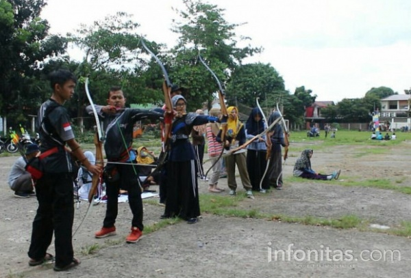 UIN Archery Squad Diluncurkan