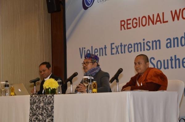 PPIM UIN Jakarta Inisiasi Gerakan Melawan Ekstrismisme Kekerasan di Asia Tenggara