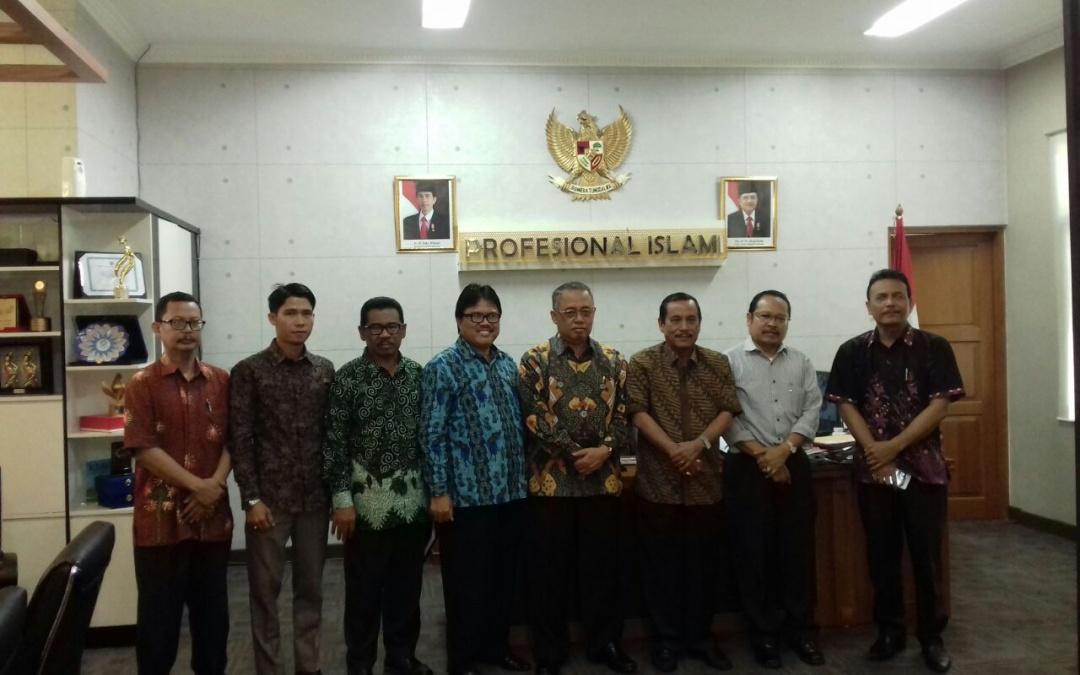 Pemkab Sijunjung Jajaki Kerja Sama dengan UIN Jakarta