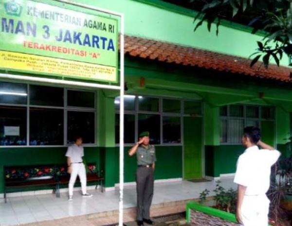 UIN Jakarta Sosialisasi di MAN 3 Jakarta