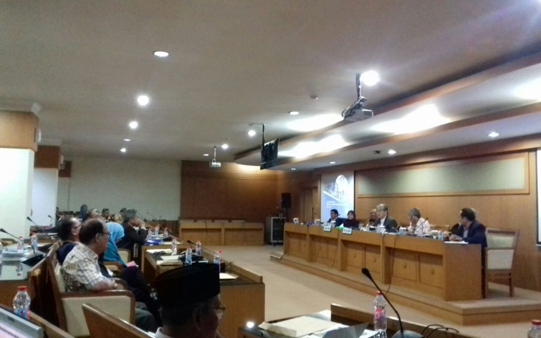 University Senate Holds Plenary Meeting