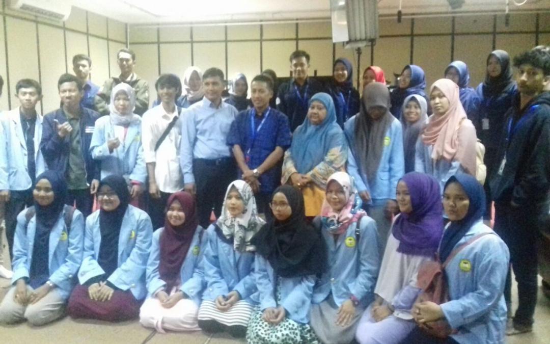 Mahasiswa KPI STAI Purwakarta Studi Banding ke KPI FDIK