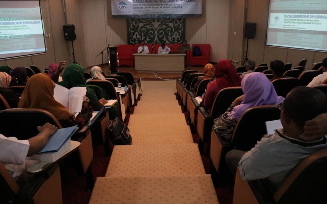 FITK Terjunkan 507 Peserta PPKT ke Sekolah