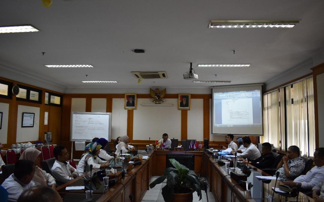 Ortala UIN Jakarta Lakukan Mapping Pegawai
