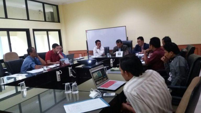 Biro PK Pimpin Rapat Koordinasi Pelaporan Data EMIS dan PD-DIKTI
