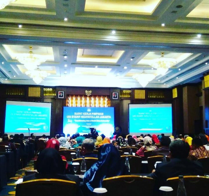 Warek IV: Harus Ada Regulasi Jelas Pada Bidang Usaha UIN Jakarta