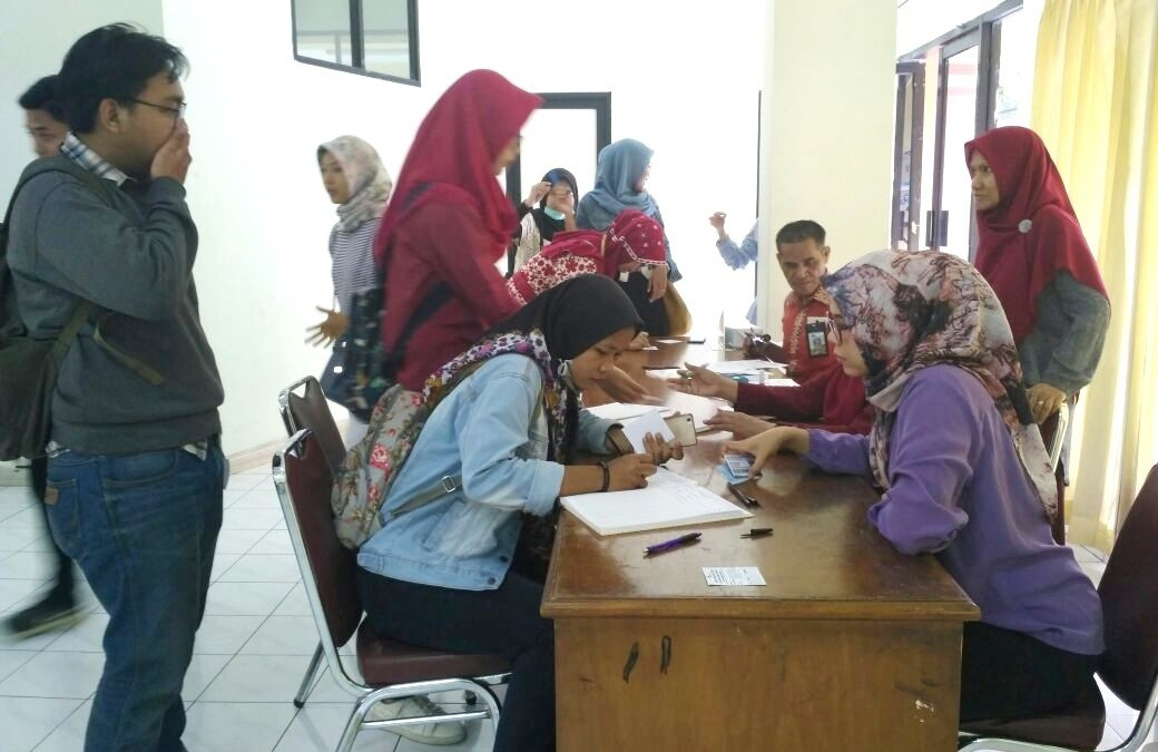 UIN Jakarta Give Mass Vaccination for Students