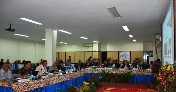 Lima Asesor Mulai Lakukan Asesmen Borang Reakreditasi UIN Jakarta