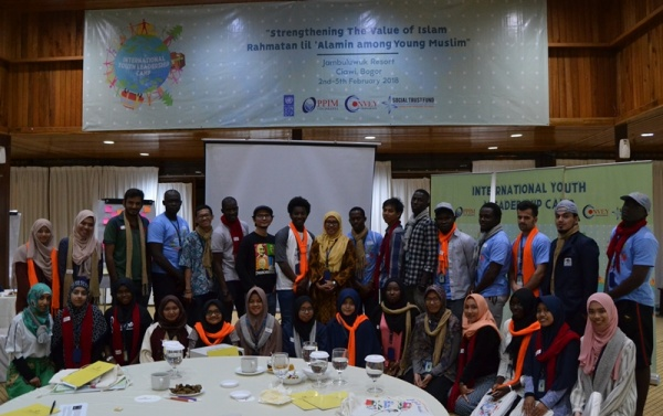 STF UIN Jakarta Held International Youth Leadership Camp
