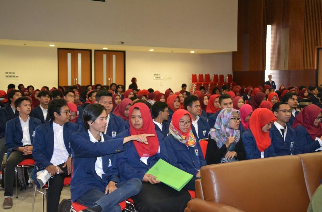 Rektor Akan Lantik Pengurus Lembaga Kemahasiswaan