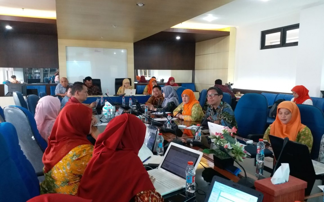 FEB UIN Jakarta Socialize the Use of Anti-Plagiarism Software