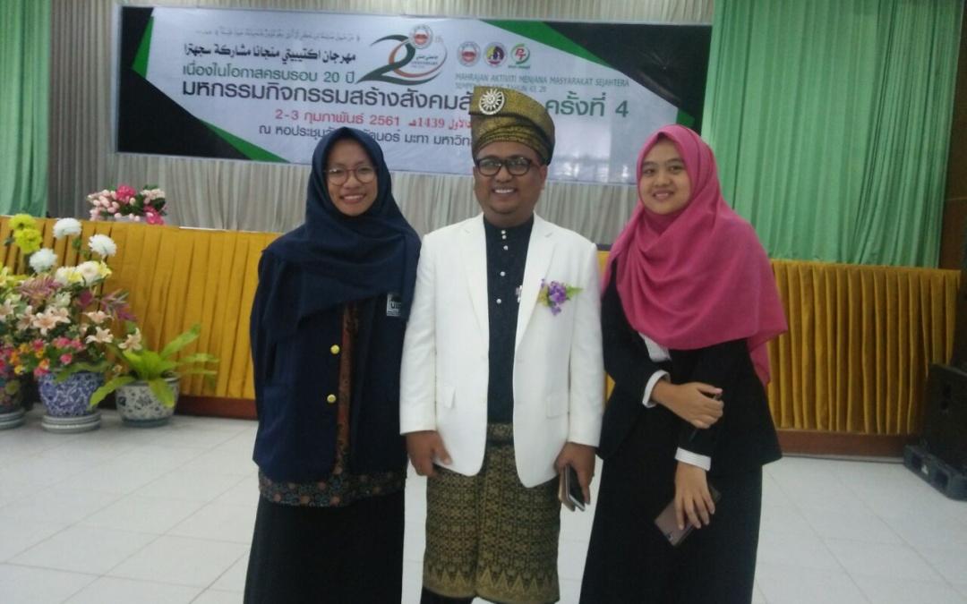 FLAT UIN Jakarta Raih Juara Kompetisi Bahasa Tingkat Asia