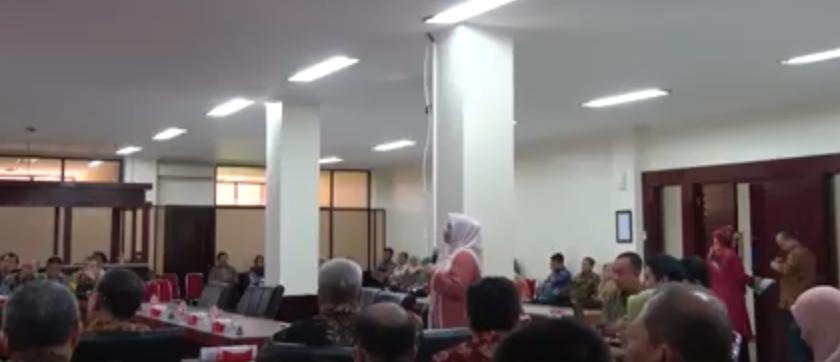 Panitia Gelar Rapat Final Serta Laporan Kesiapan Jelang AIPT